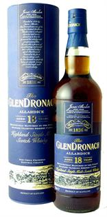Glendronach Scotch Single Malt 18 Year Allardice 750ml